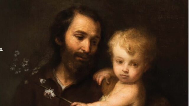 Prayer of St Joseph